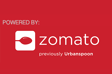 Powered by Zomato +