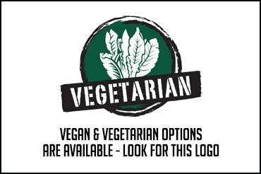 Vegetarian & Vegan +